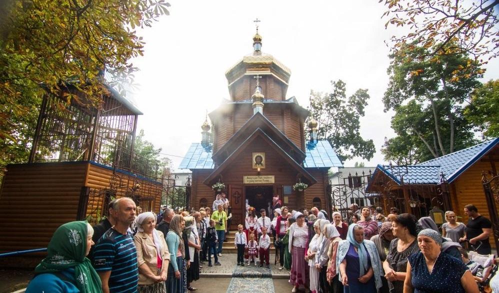 В Одесі новий храм УПЦ відкрили при дитячому реабілітаційному центрі / eparhiya.od.ua