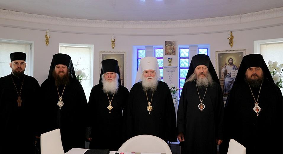 Предстоящее заседание Синода РПЦЗ состоится20-21 сентября / sinod.ruschurchabroad.org