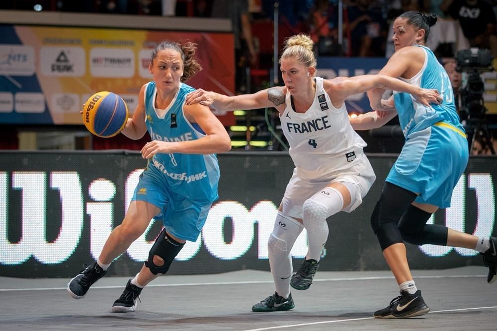 Сборная Украины по баскетболу 3х3 выиграла бронзу ЧЕ / facebook.com