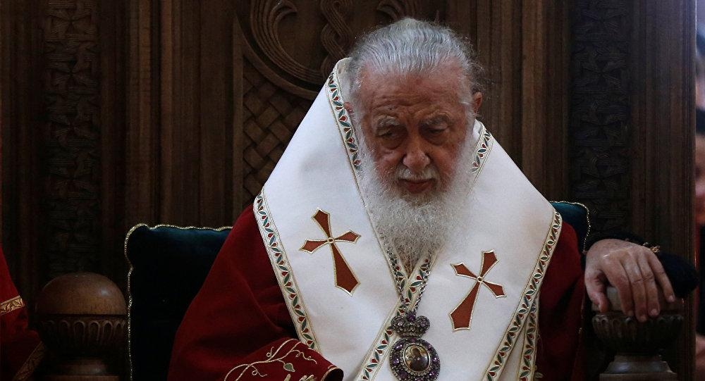 Патриарх Илия Второй / sputnik-georgia.ru