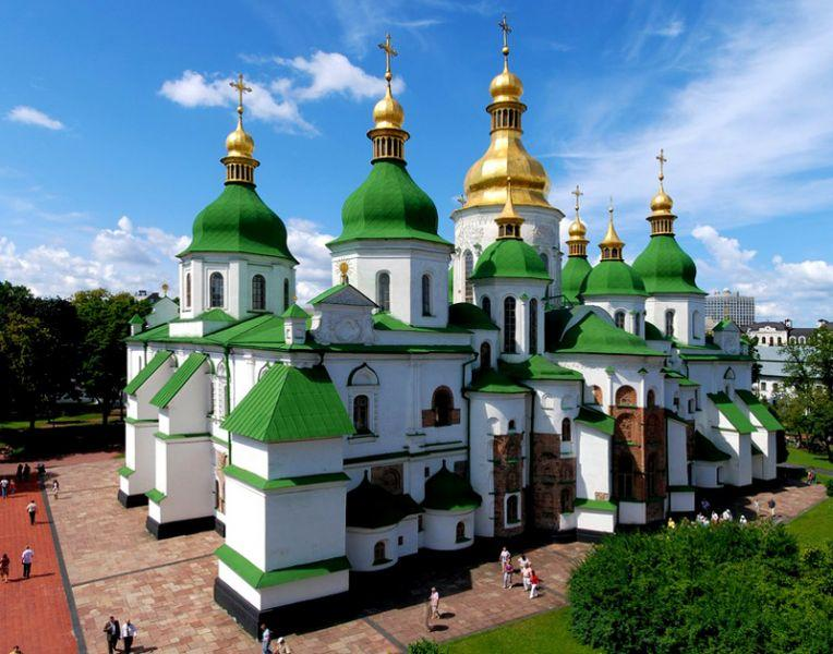 София Киевская / itinery.com.ua