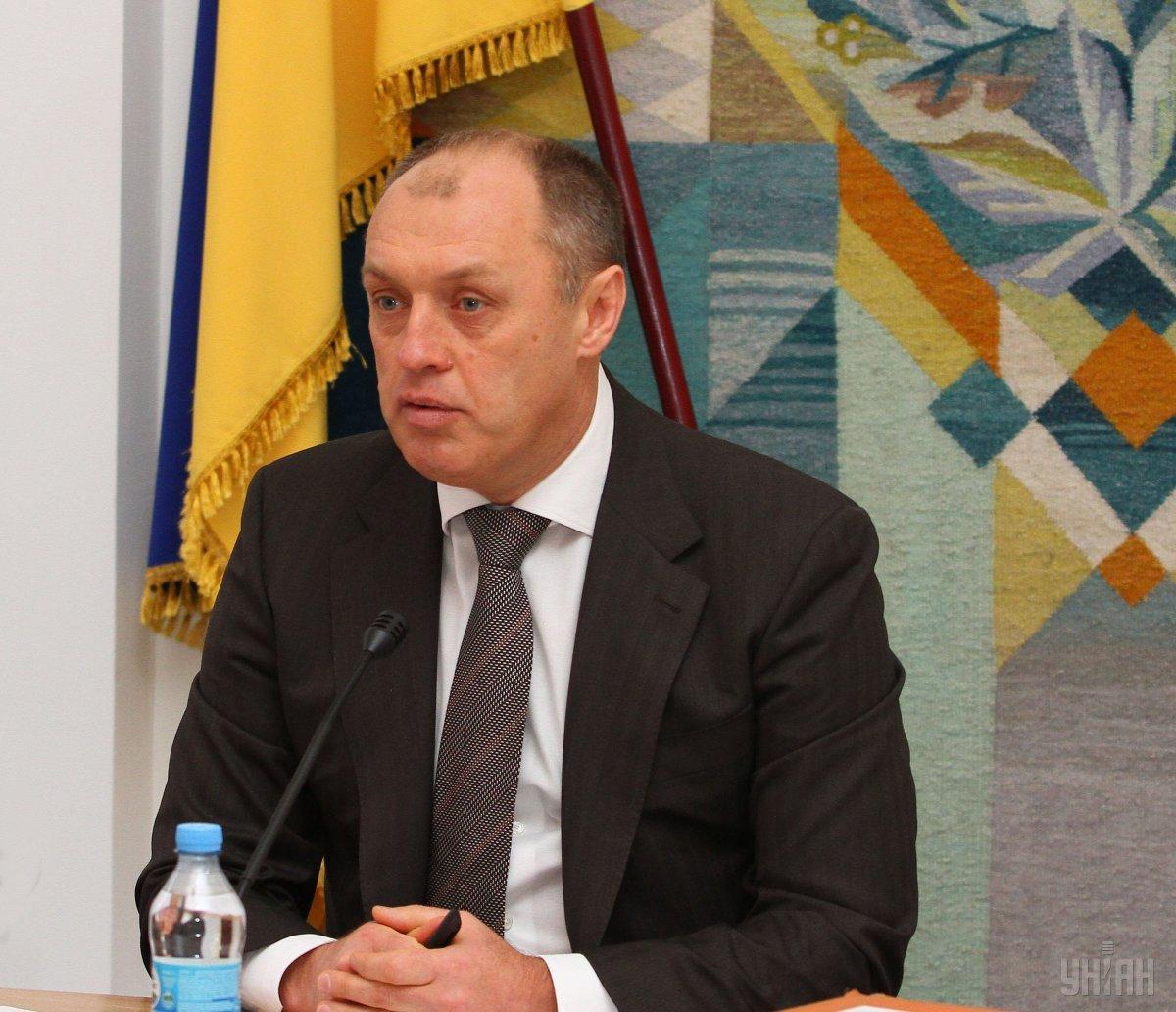Полтавский окружной админсуд рассмотрит дело по иску Мамая до конца января 2019 года / фото УНИАН