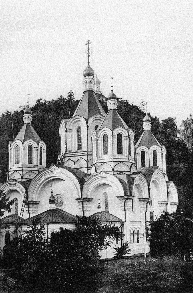 Успенский собор. Фото к. XIXв. / svlavra.church.ua
