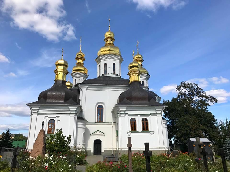 На богослужения в Академический храм приглашаются все желающие / kdais.kiev.ua
