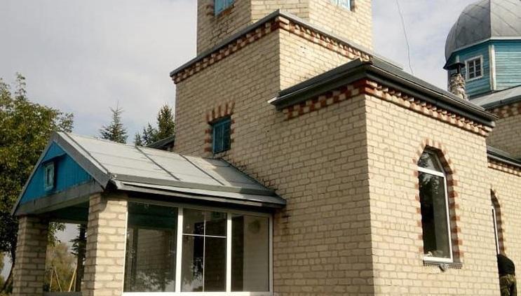 На Тернопольщине обокрали храм / tp.npu.gov.ua
