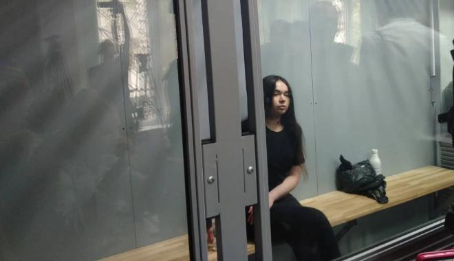 Елена Зайцева в суде / фото NewsRoom