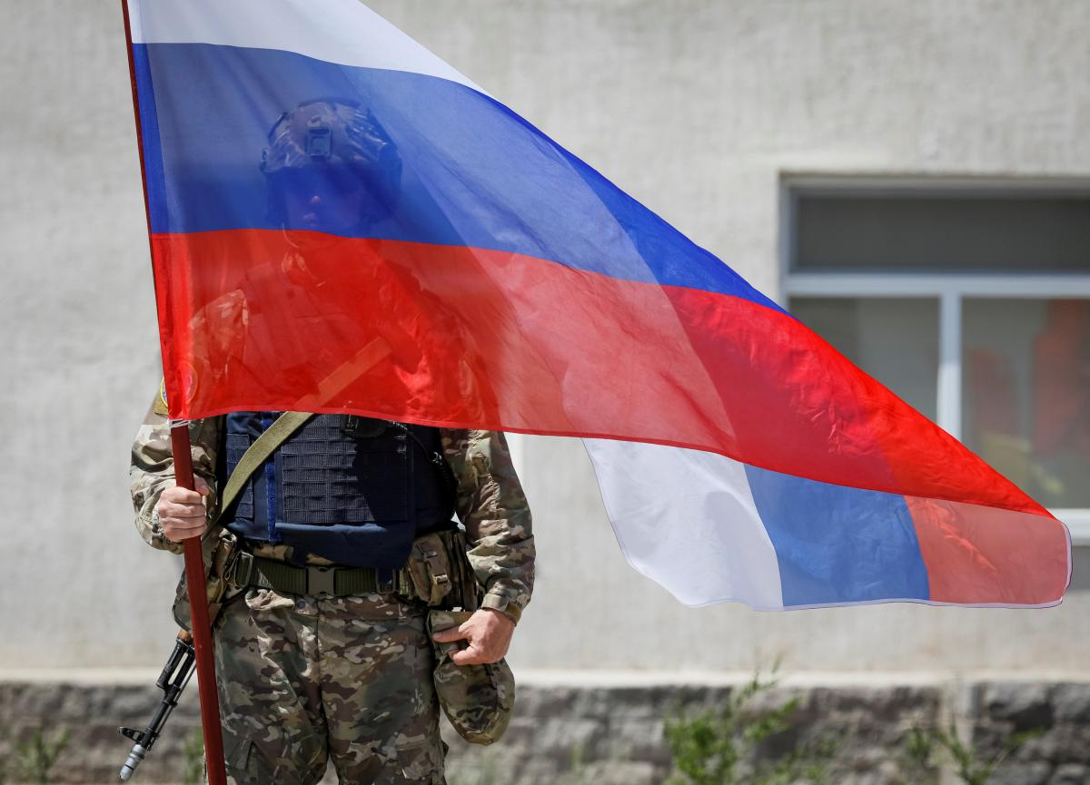 Russia is an active participant in the war in Ukraine's Donbas / REUTERS