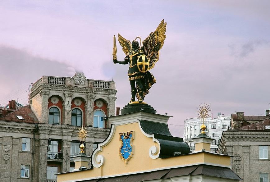 Архистратиг Михаил на Лядских воротах / news.church.ua