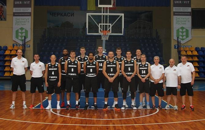 Черкасский клуб возвращается на евроарену после 10-летнего перерыва / mavpabasket.com