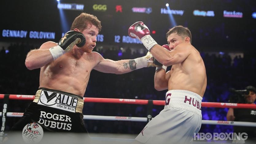 Альварес переміг Головкіна у бою-реванші рішенням суддів / HBO