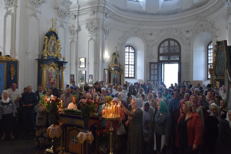 Православные отметили 255-летний юбилей освящения собора Рождества Богородицы / orthodox.com.ua