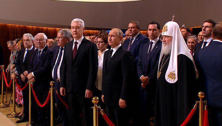 У Путина утверждают, что его рост - 172 см / фото t.me/allgolobutsky