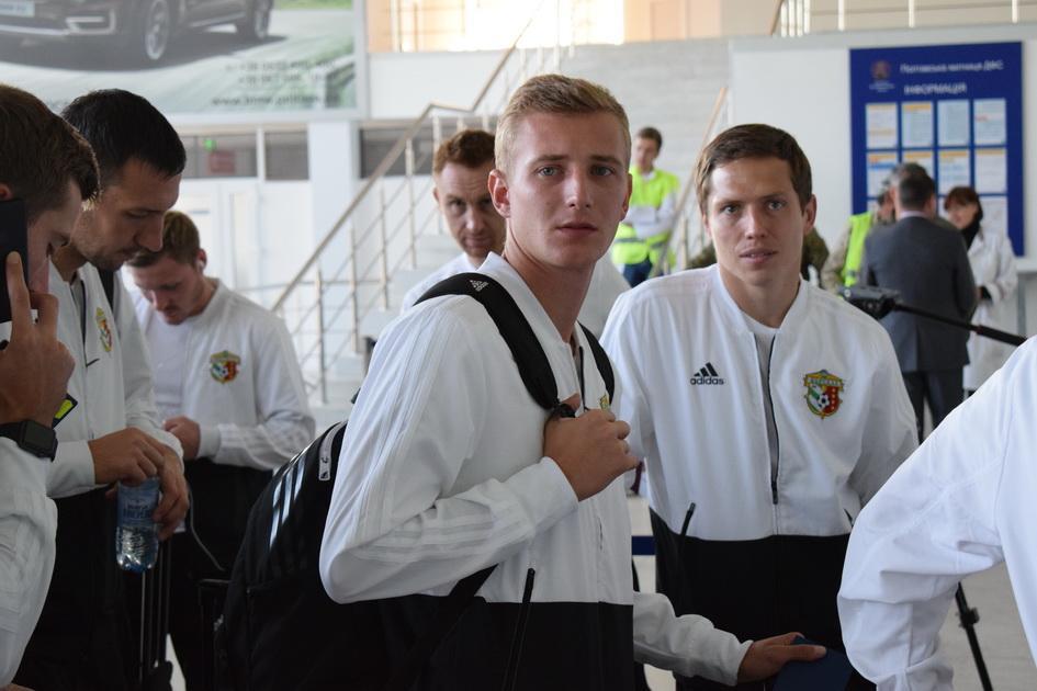 Полтавчане отправились на матч Лиги Европы в Лондон / vorskla.com.ua