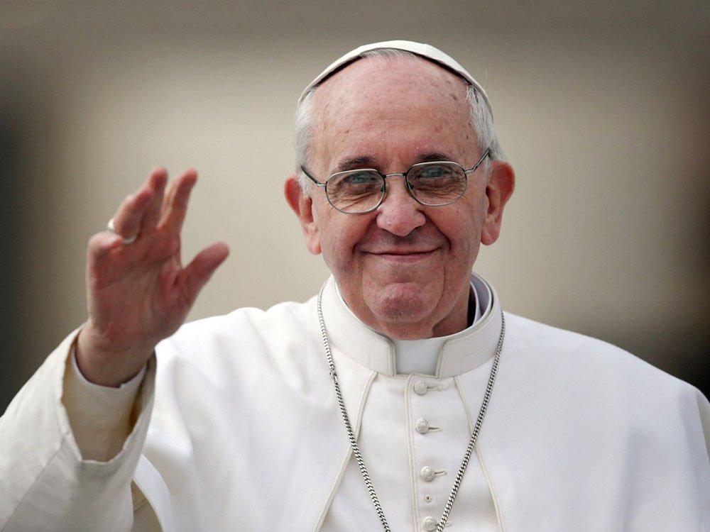 Папа Римский / 2000.ua