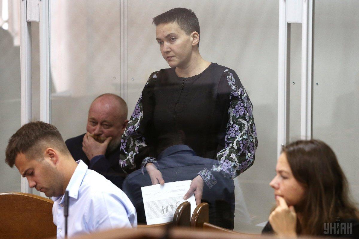 Перебування Савченко і Рубана на волі не вплине на розгляд справи по суті / фото УНІАН
