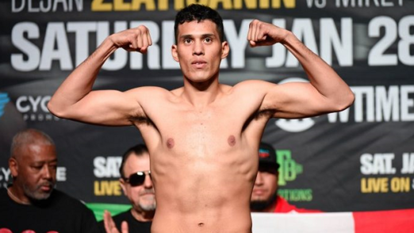 Давид Бенавидес здав позитивний допінг тест / Boxingscene.com