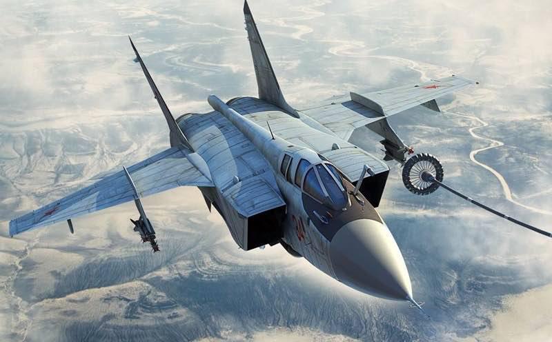 Міг-31 упав 19 вересня / фото t.me/EV112