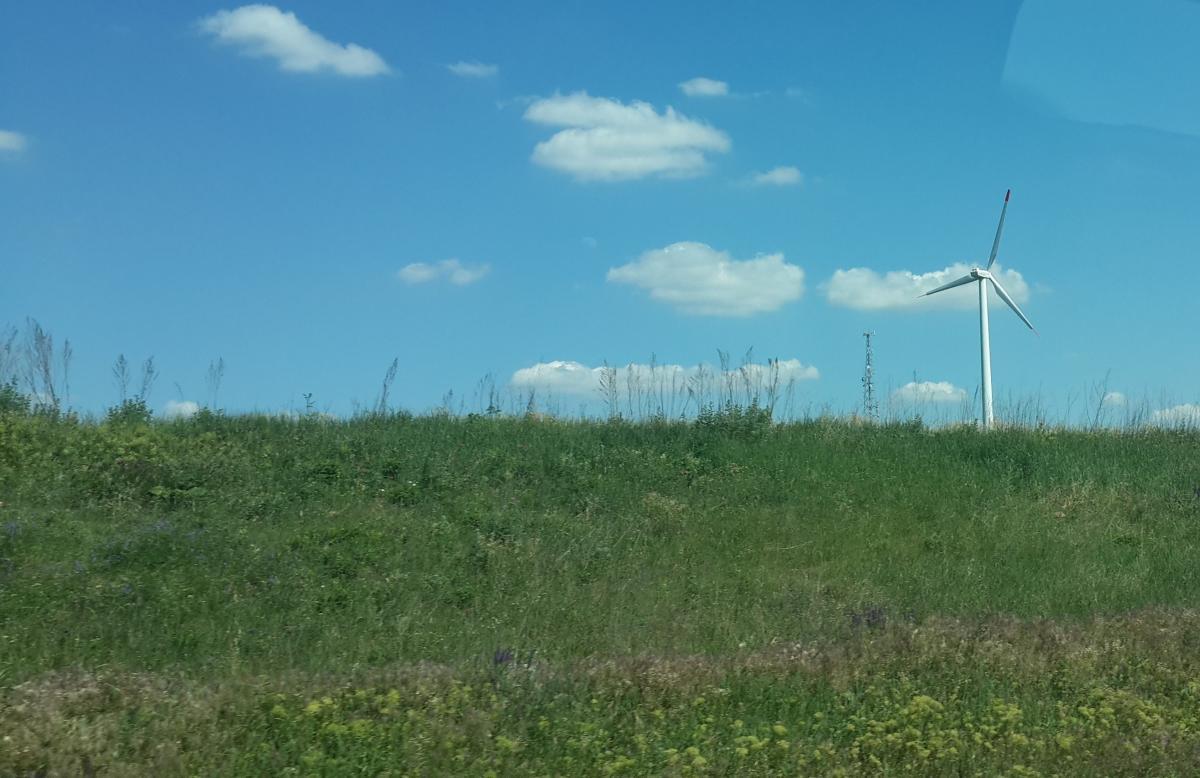 В Молдове активно развивают альтернативную энергетику / Фото Марина Григоренко
