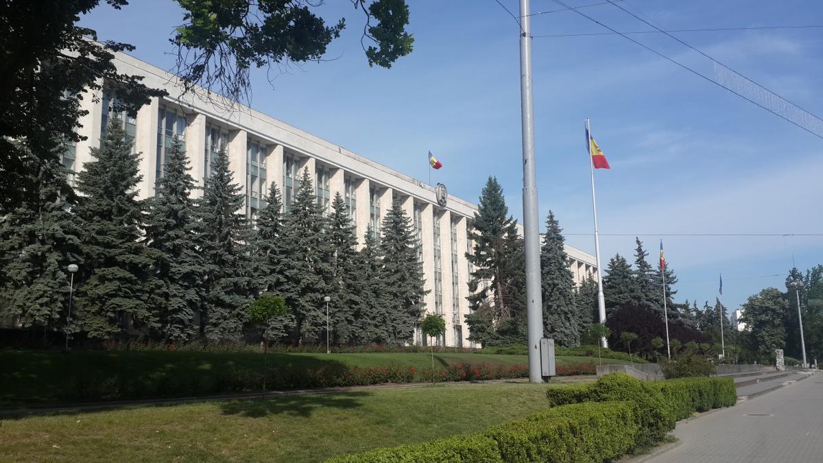 Дом правительства Молдовы / Фото Марина Григоренко