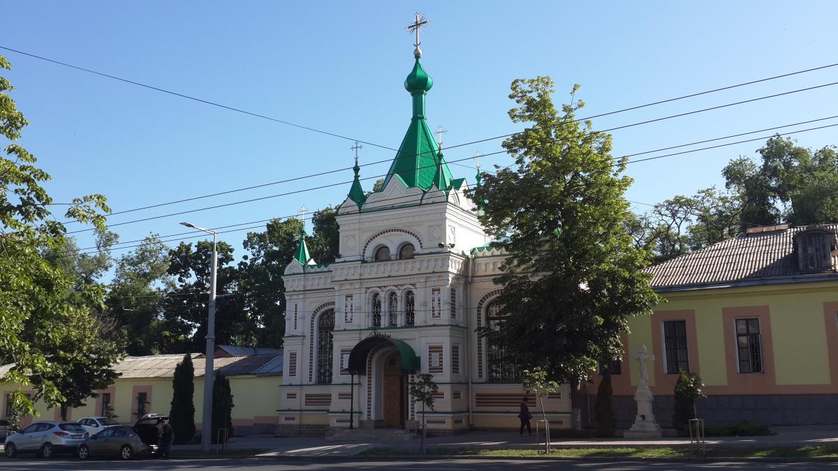 Церковь Св. Николая / Фото Марина Григоренко