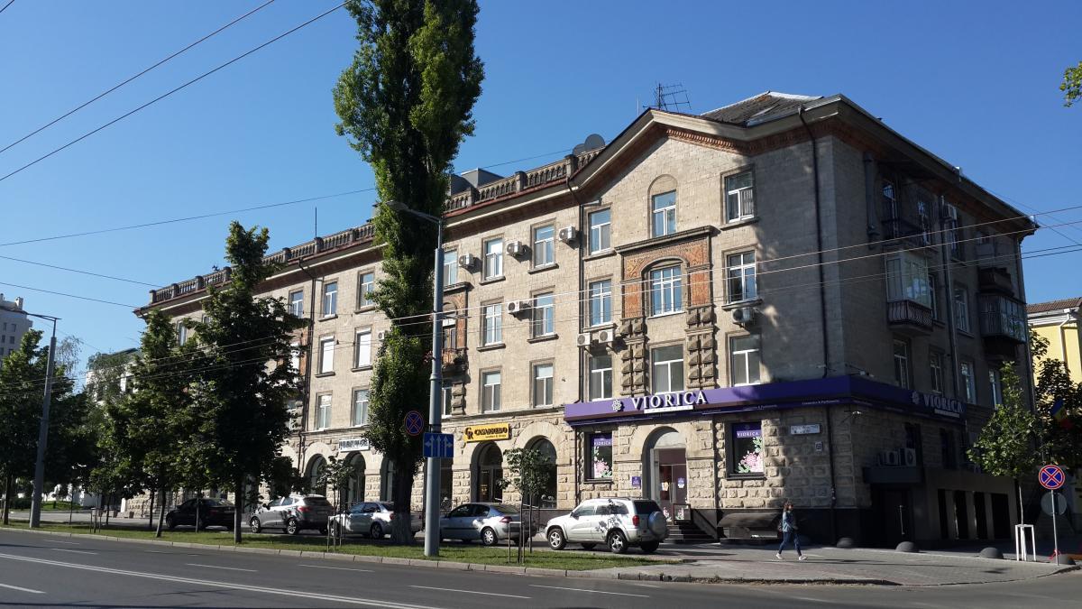Даже недалеко от центра Кишинева можно найти жилье по доступным ценам / Фото Марина Григоренко
