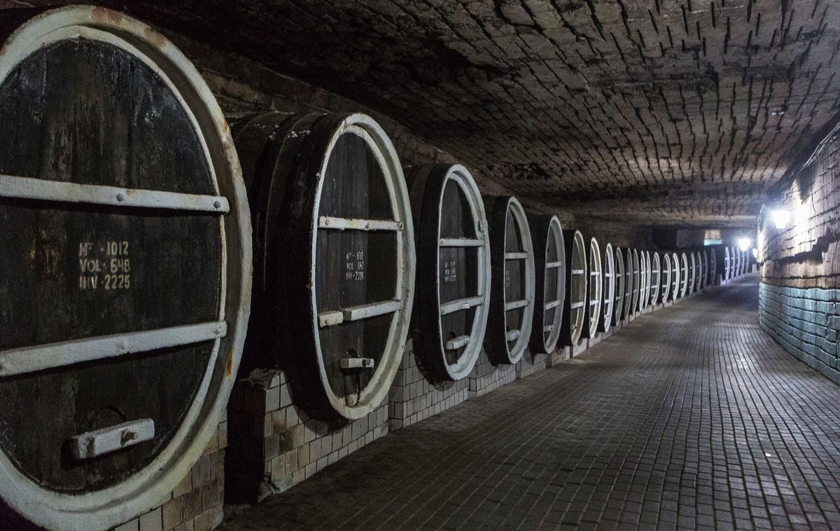 Подземный винный город / Фото milestii-mici.md