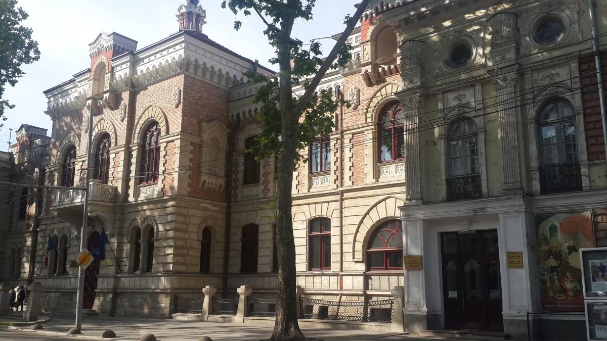 Национальный музей изобразительных искусств Молдовы / Фото Марина Григоренко