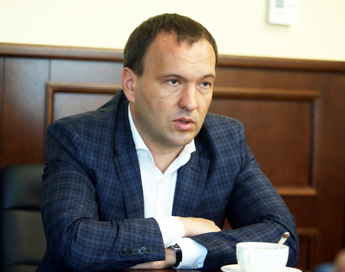 Процес сортування відходів в побуті повинен стати більш системним, переконаний Петро Пантелеєв / УНІАН
