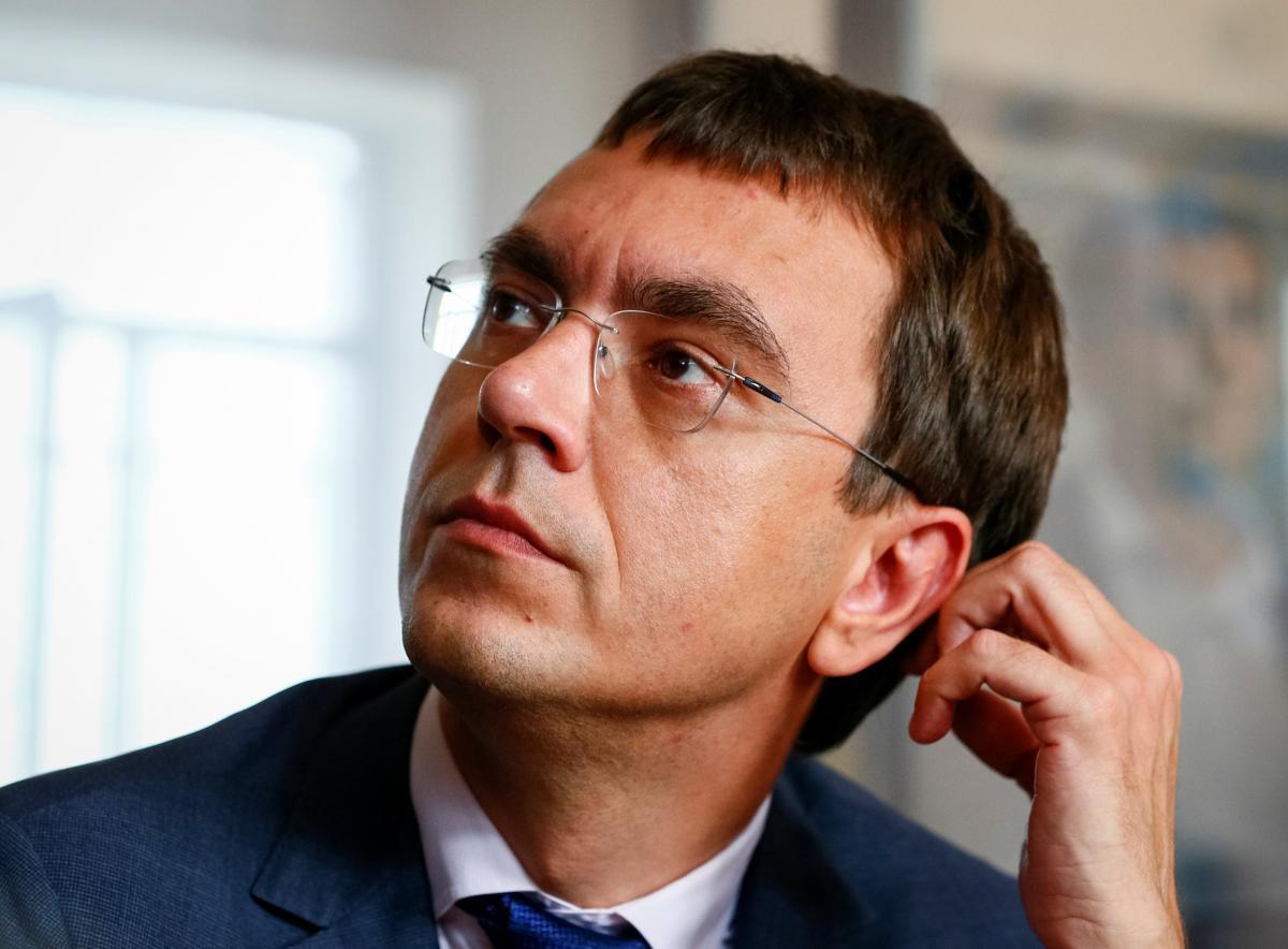 Владимир Омелян / REUTERS
