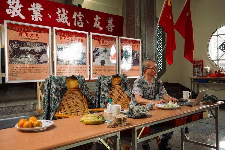Храм Коммунистической партии Китая / Фото: The New York Times