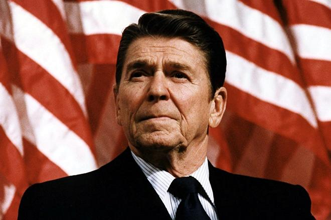 Президент США Рональд Рейган / history.com