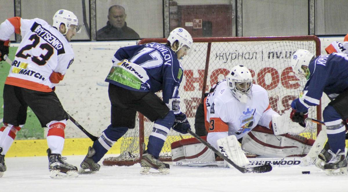 Все матчи третьего тура УХЛ заканчивались с крупными счетами / uhl.ua