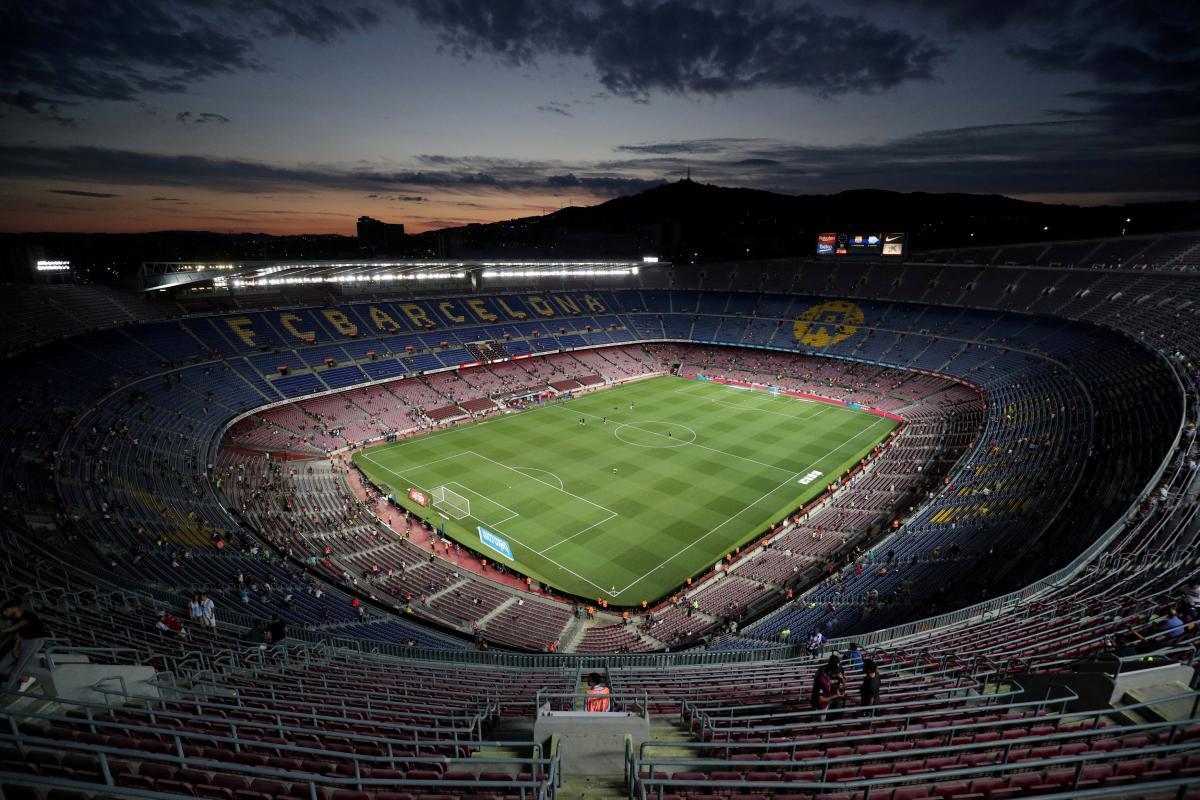 Стадион«Camp Nou»/ REUTERS