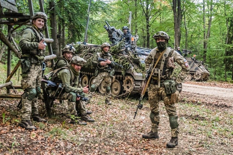 Українці перевернули хід навчань Saber Junction-2018 / Міністерство оборони України