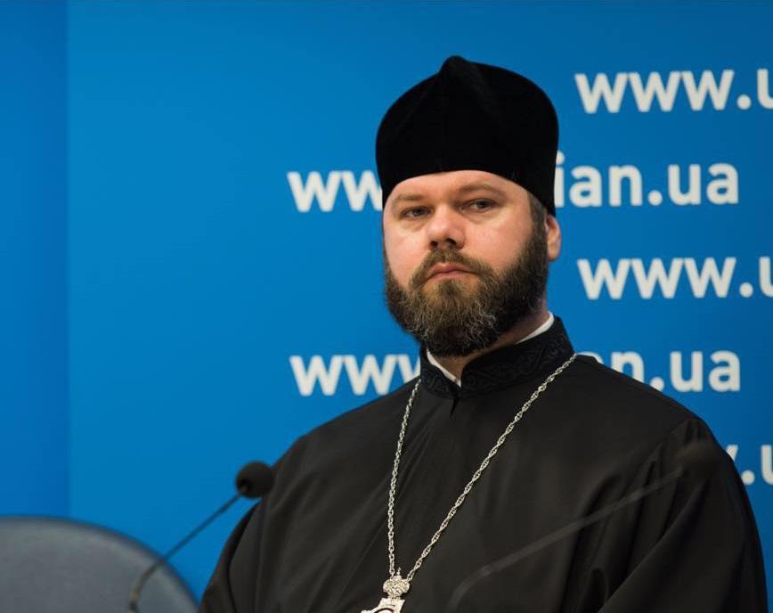 Голова юридичного відділу УПЦ Олександр Бахов/ news.church.ua
