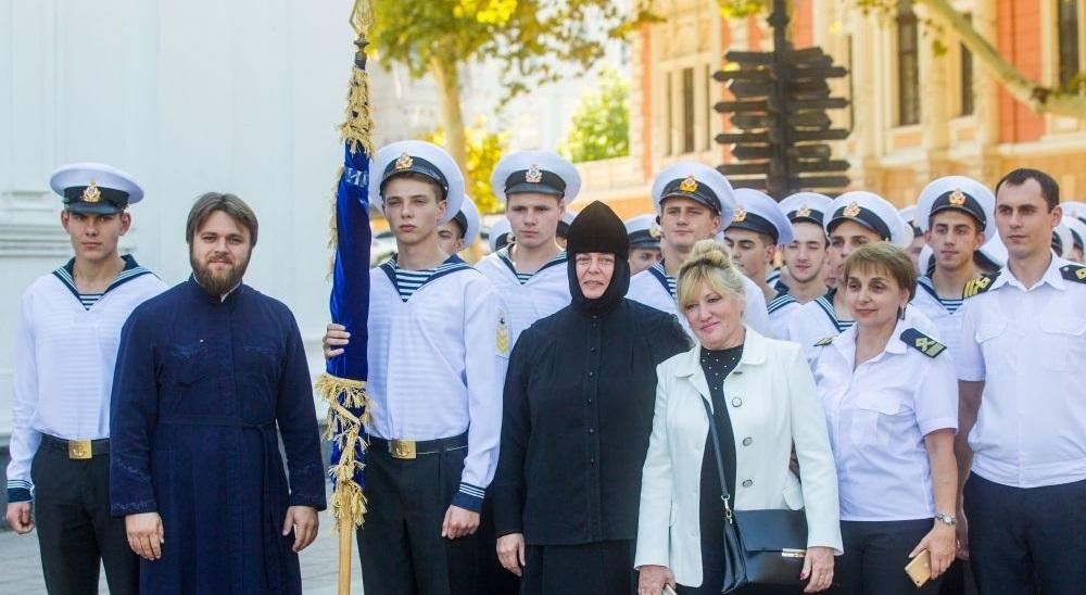 Одеські священики взяли участь у флешмобі «Ювілей миру» / eparhiya.od.ua