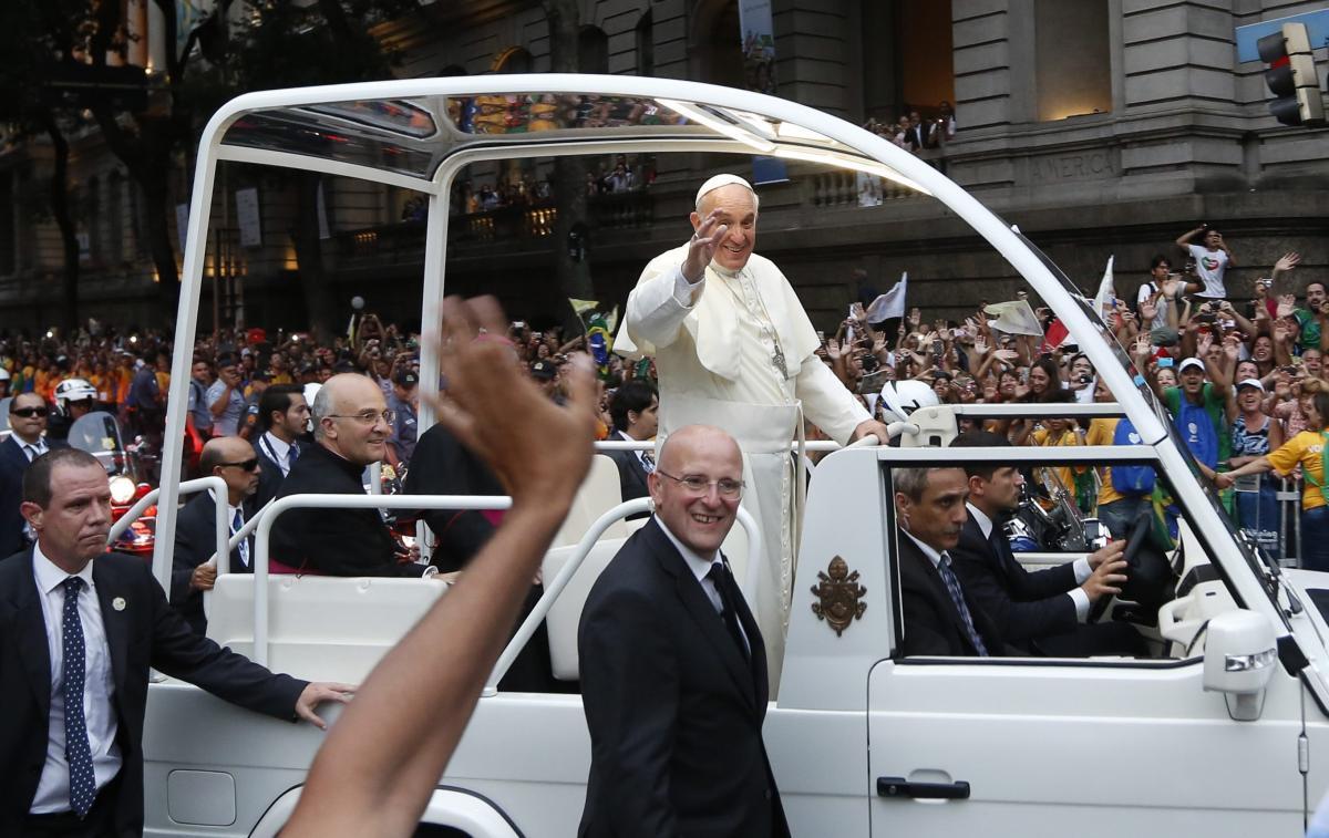 Папа Римський Франциск відвідає країни Балтії / kmc.media