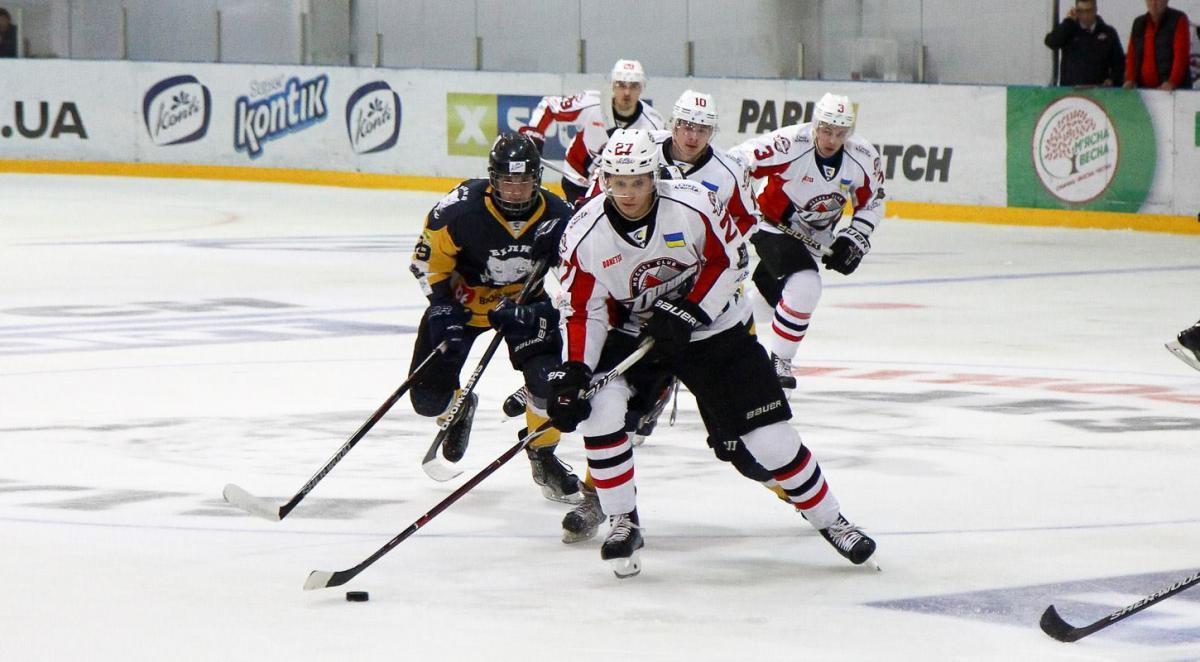 Донбасс разгромил на выезде Белый Барс / uhl.ua