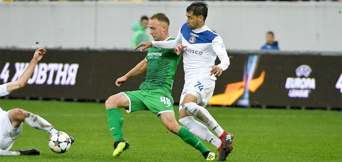 Карпати і Львів зіграли внічию у львівському дербі у Прем'єр-лізі / fckarpaty.com