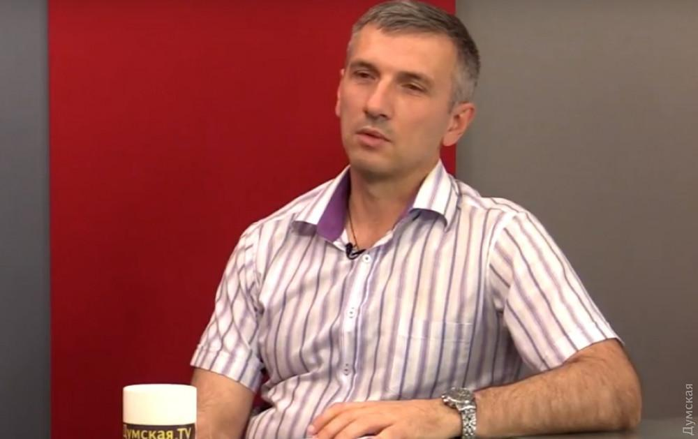 Oleh Mykhailyk/foto from Dumskaya newspaper