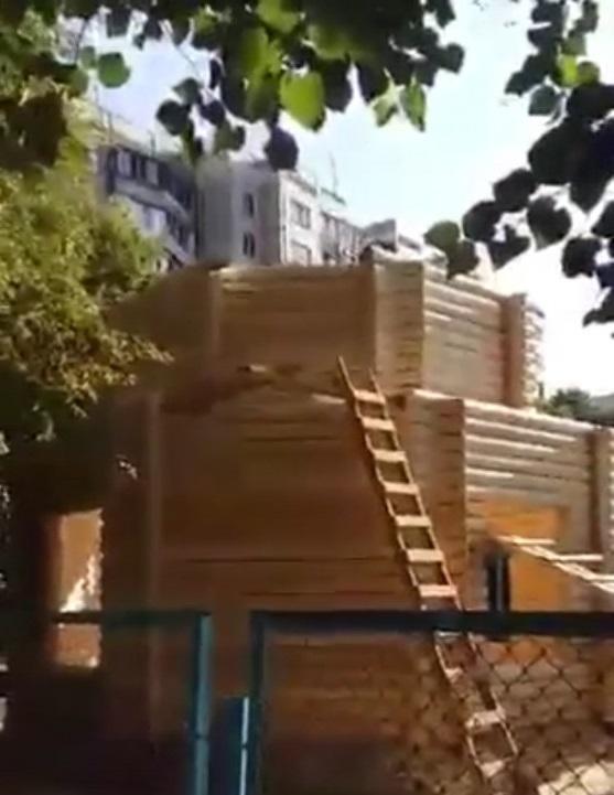 На території одеської школи хотіли побудувати каплицю / dumskaya.net