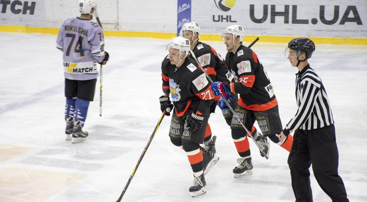 Кременчук уверенно выиграл матч 3-го тура УХЛ / uhl.ua