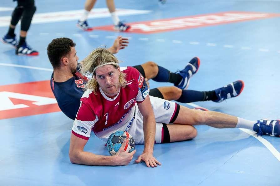 Мотор проиграл Скьерну в очередном матче Лиги чемпионов / ГК Мотор