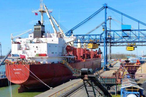 Судно принадлежит швейцарской компании Massoel Shipping / фото massoel.com