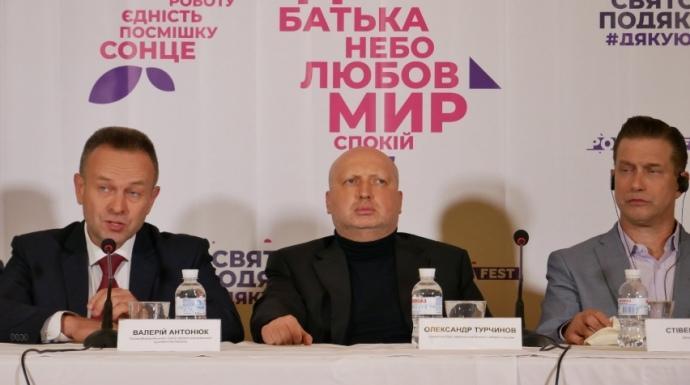Турчинов будет координировать объединение протестантских церквей в Украине / informator.news