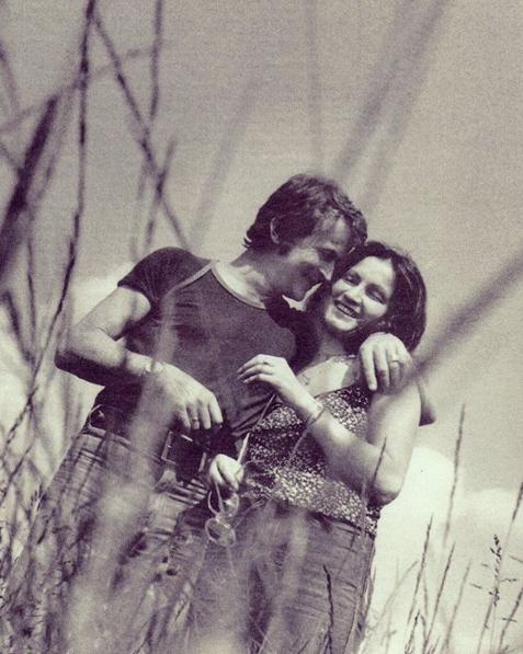 Український музикант Анатолій Євдокименко та Софія Ротару одружилися 22 вересня 1968 року / Instagram Софія Ротару