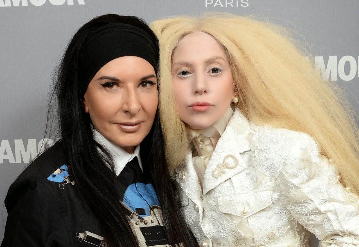 Абрамович и Леди Гага / The Wall Street Journal