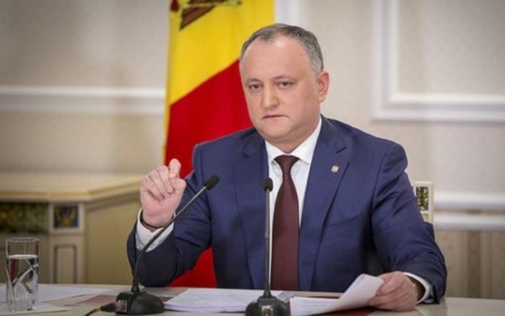 Додона відсторонили від посади президента Молдови / a tv.md