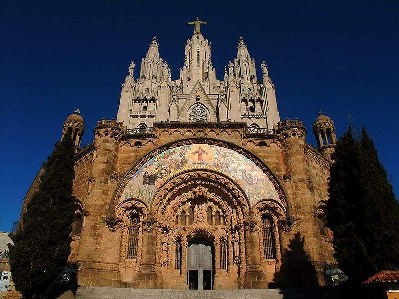 Барселона - город с особенной атмосферой / Фото wikipedia.org