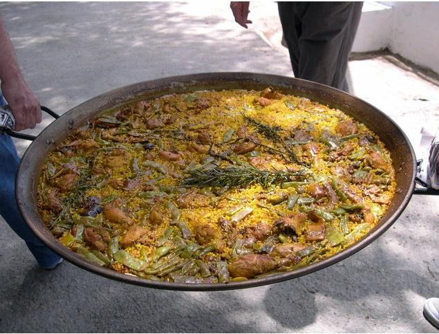 Испанская паэлья / Фото wikipedia.org